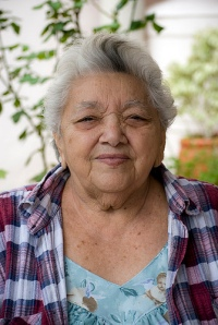 Older Mexican women