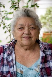 Older Mexican women