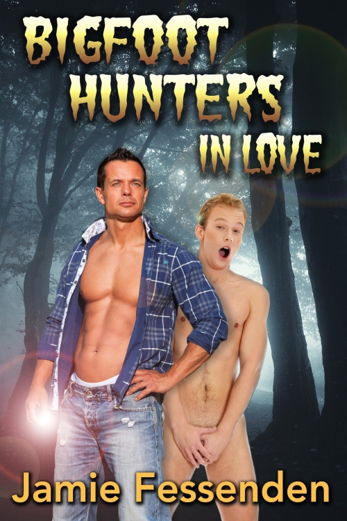 Bigfoot Hunters in Love